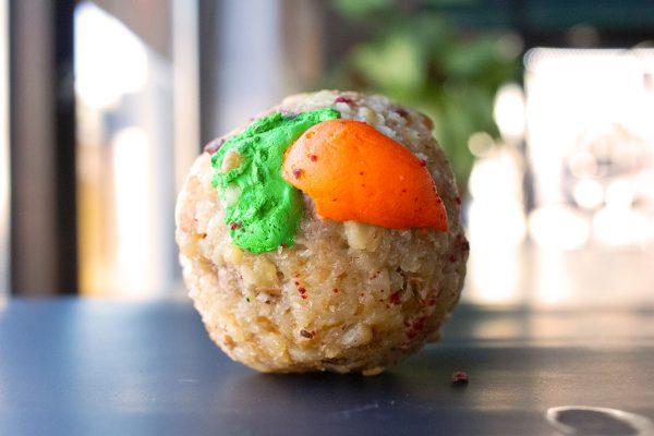 carrot truffle