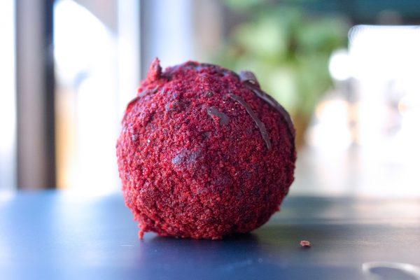 red velvet truffle